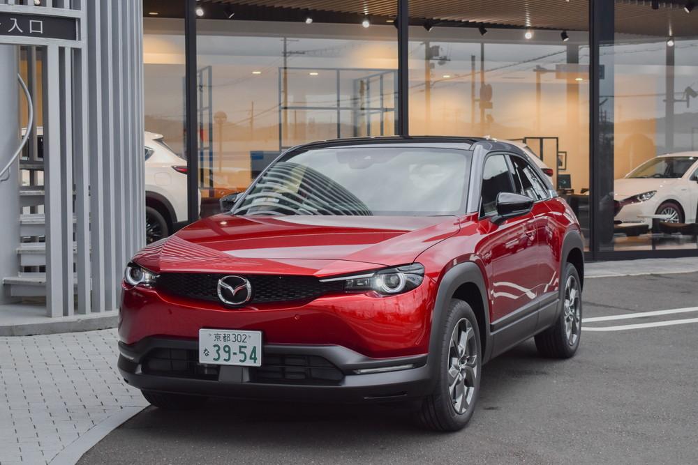 マツダから初の電気自動車MX-30が発売!試乗車ご用意してお待ちしております!